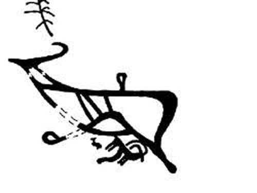 Небесная Маралуха в гроте Куйлю
