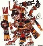 Олень майя