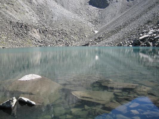 Озеро Горных духов 1