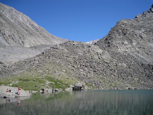 Озеро Горных духов 2