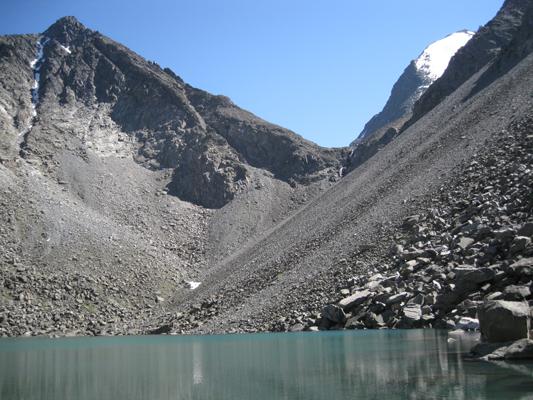 Озеро Горных духов 3