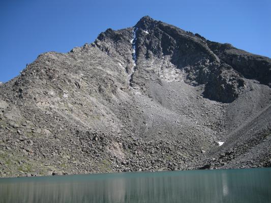 Озеро Горных духов 4