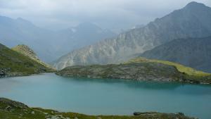 7 озер в районе Белухи