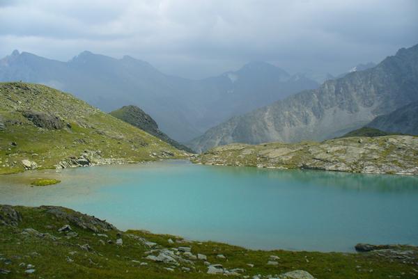 Белуха Семь озер