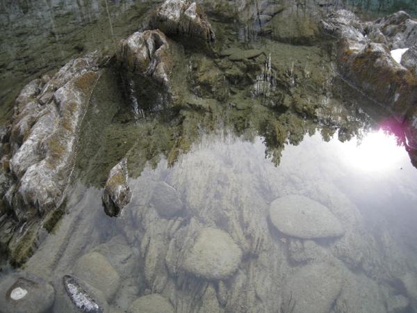 Голубые озера Катуни