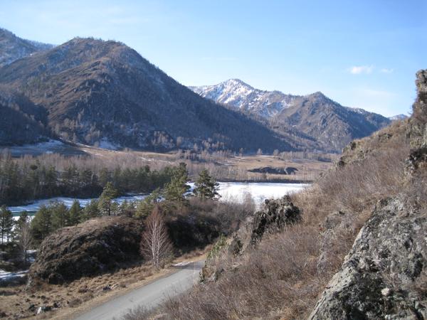 Ущелье Айры - Дьярык (Раздвоенное ущелье) Горный Алтай