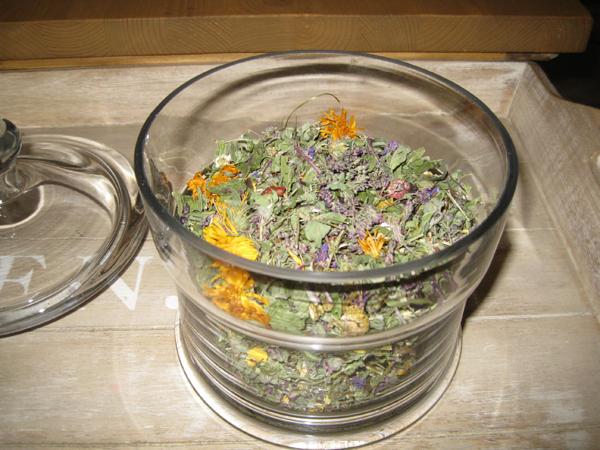 Алтайский вечерний женский чай