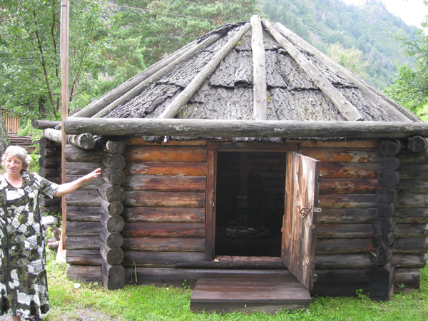 Дом - музей Чорос - Гуркина в Аскате