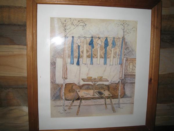 Дом - Музей Чорос - Гуркина в Аносе